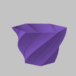 Florero.jpg Télécharger fichier STL Vase - Vase • Plan à imprimer en 3D, sebamazza