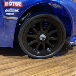 IMG_0039.JPG Download STL file Motegi MR127 Rc rims 1/10 • 3D printer template, RcRims