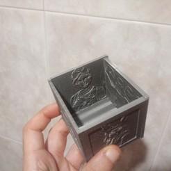 20200907_221554.jpg Télécharger fichier OBJ Cube Fornite • Design imprimable en 3D, jorgeps4