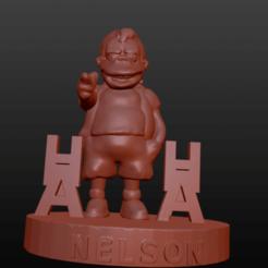 Descargar archivos 3D NELSON, jorgeps4