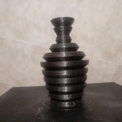 20200920_002709.jpg Download OBJ file Modular Vase • 3D print object, jorgeps4