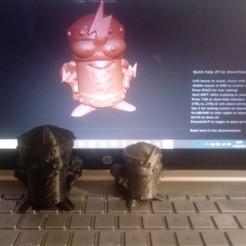 Download OBJ file Superzings Kid Kazoom • 3D printer template, jorgeps4