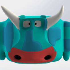 cow.png Download STL file Robo cow • 3D printable model, engaminirani