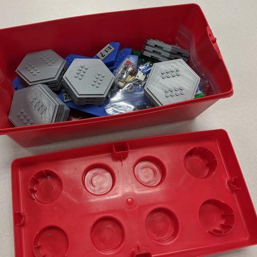 IMG_20200330_094036.jpg Télécharger fichier 3MF gratuit Les colons de Catane en style Lego • Modèle imprimable en 3D, jcoehoorn