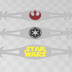 featured_preview_star_wars_ear_savers.png Télécharger fichier STL gratuit Economiseurs d'oreilles Star Wars • Objet pour imprimante 3D, jcoehoorn