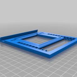 Download free 3D printer templates Tablet / iPad Stand - Modified, cemujik