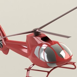 Download free 3DS file eurocopter • 3D printer object, saeedyouhannae