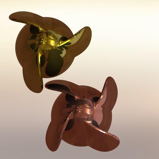 Download free 3D printer model propeler 1, saeedyouhannae