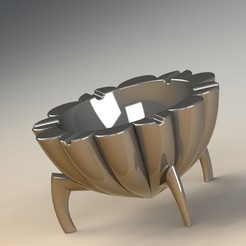 1.jpg Download STL file ash juicer • 3D print template, saeedyouhannae