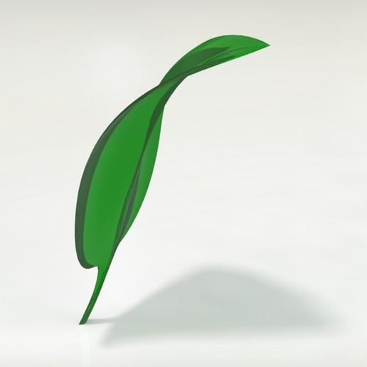 2.JPG Download free STL file leaf -soft • Design to 3D print, saeedyouhannae