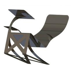 1.jpg Télécharger fichier 3DS chaise d'ordinateur portable • Objet imprimable en 3D, saeedyouhannae