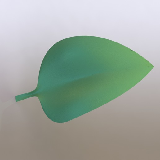 4.JPG Download free STL file leaf -soft • Design to 3D print, saeedyouhannae