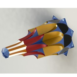 Download free 3D printing models Moqarnas, saeedyouhannae