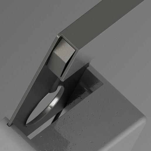 Untitled-6.jpg Download free STL file abstract face- ashtray- saving bank • 3D printable template, saeedyouhannae
