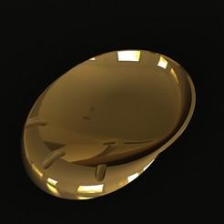 Download free STL file organic ash tray • 3D printing design, saeedyouhannae