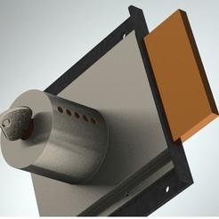 1.JPG Download STL file key and lock • 3D print design, saeedyouhannae