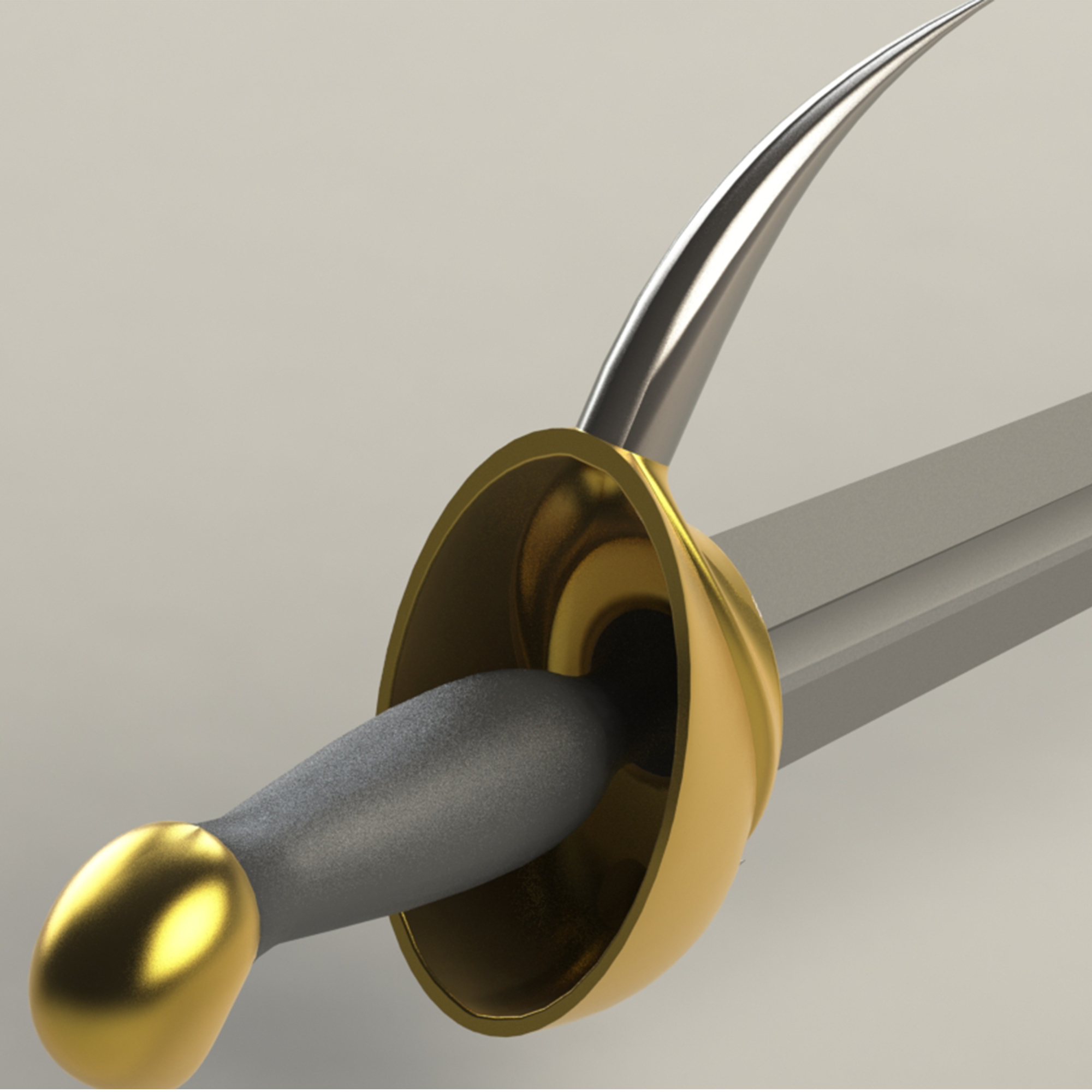 6.jpg Télécharger fichier 3DS gratuit épée à cornes • Plan imprimable en 3D, saeedyouhannae