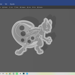Download free 3D printer designs Pokémon Cookie Cutter, nxzho