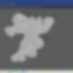 Greninja.stl Télécharger fichier STL gratuit Coupe-biscuits Pokémon • Objet à imprimer en 3D, nxzho