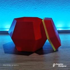 vaso esagono.jpg Download free STL file hexagon vase • Design to 3D print, erikdelgallo