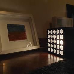 20201023_192745.jpg Télécharger fichier STL gratuit Lampe Cubo • Plan pour impression 3D, An3a_Design