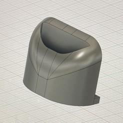 image1.jpeg Download STL file Glock 43x Plug • 3D printer template, jeseejames206