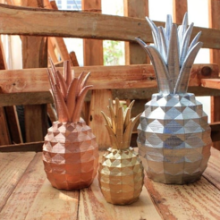 abacaxi.png Download free STL file Pineapple Remix • 3D print object, henriquetinoxxx