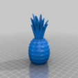 2403c0cdb22b5da21cb0f2710cf49829.png Télécharger fichier STL gratuit Remix d'ananas • Modèle imprimable en 3D, henriquetinoxxx