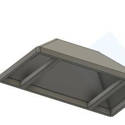 toit mangoire v1.jpg Télécharger fichier STL mangeoire a oiseau • Objet imprimable en 3D, gaet24600