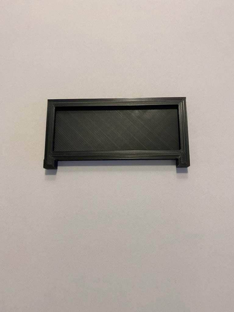 IMG_6302.JPG Télécharger fichier STL gratuit Panneau sur le toit de la banque Gringotts • Design imprimable en 3D, eberproducts