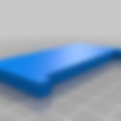 Gringotts_Roof_Sign.stl Télécharger fichier STL gratuit Panneau sur le toit de la banque Gringotts • Design imprimable en 3D, eberproducts