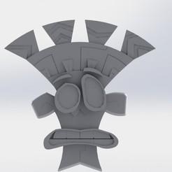 hgfs.JPG Télécharger fichier STL Lani-Loli / crash bandicoot 4 • Plan pour impression 3D, SebasG11