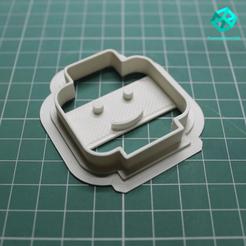 Design sem nome (1).png Télécharger fichier STL COUPE-BISCUITS LEGO • Design imprimable en 3D, ThingsMary3D