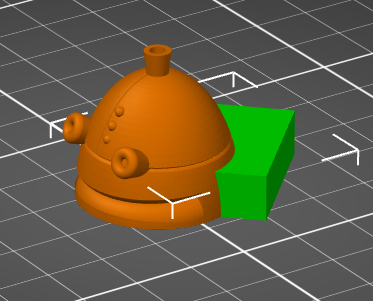 robot.PNG Download free 3MF file Corner cover (protection): robot Josef • 3D print object, PhiGl