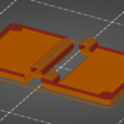 Télécharger fichier 3MF gratuit Mini boîte : charnière et fermeture magnétique • Plan pour impression 3D, PhiGl