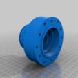Télécharger fichier STL gratuit Modèle de libération rapide Sparco • Modèle imprimable en 3D, IngDonovan