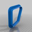 Download free 3D printer designs Type X Racing Seat - BELT BEZEL, IngDonovan