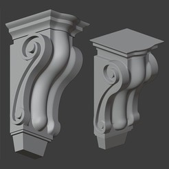 Download STL file MENSULA • 3D printable template, Carlostfe1972