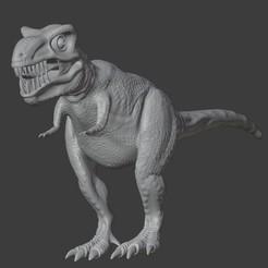 IMAGEN1.jpg Download STL file ANIMAL, DINOSAUR • 3D printable model, Carlostfe1972