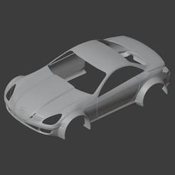 Download 3D printer designs MERCEDES SLK VEHICLE BODYWORK, Carlostfe1972