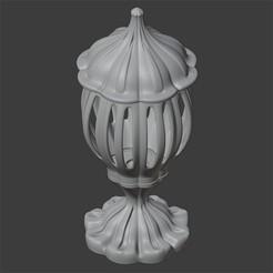 Download 3D printer files Table Lamp, Carlostfe1972