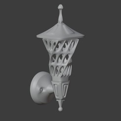 Download 3D printing files WALL LIGHT, Carlostfe1972