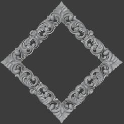 IMAGEN1.jpg Download STL file CLASSIC FRAME MODELING • 3D printing template, Carlostfe1972