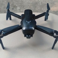 Download 3D printing files SG906 Pro Drone Leg Extensions, ivan_nannette