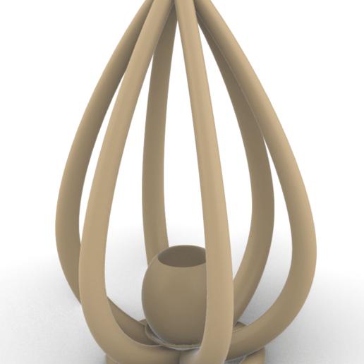 Sans titre.png Télécharger fichier STL gratuit Pot de fleur à suspendre en forme de goutte • Modèle à imprimer en 3D, r0nflex