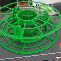 Bobine.JPG Télécharger fichier STL gratuit Bobine filo3D • Modèle pour impression 3D, david52340