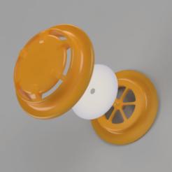 Valvula_exalacion_Base_desglose_2.png Télécharger fichier STL Valve expiratoire pour masque Covid fait maison • Objet pour impression 3D, Rocket3D