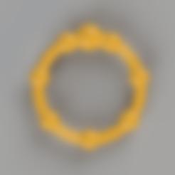 Télécharger fichier 3D Anneau de pénis 8 perles, Rocket3D