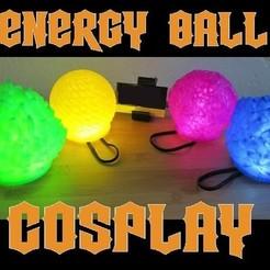 il_794xN.1881728993_lxh7.jpg Télécharger fichier STL Bombe à plasma DBZ Super Saiyan Energy Ball Cosplay Prop, Porté par le public, pour le Comiccon, Halloween • Design pour impression 3D, mechengineermike