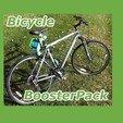 container_bicycle-boosterpack-3d-printing-74572.jpg Télécharger fichier STL Bicycle BoosterPack, véhicule électrique à pince • Objet pour impression 3D, mechengineermike